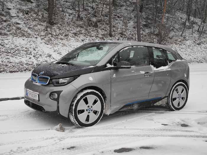 Test: BMW i3 mit Range Extender
