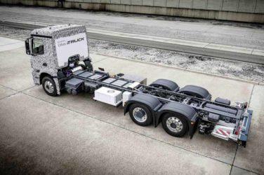 Elektrisch liefern: vom Transporter bis zum Lkw