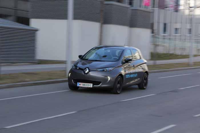 Test: Renault Zoe Q90