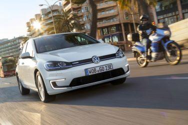 Neu: VW e-Golf