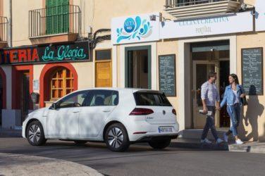 Gratis: Leihwagen für Elektro-VW-KäuferInnen