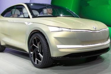 Studie: Skoda Vision E - Konzeptfahrzeug für elektrisches und autonomes Fahren