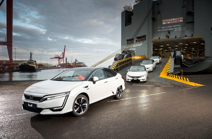 Katalog –Marktübersicht Brennstoffzellenautos