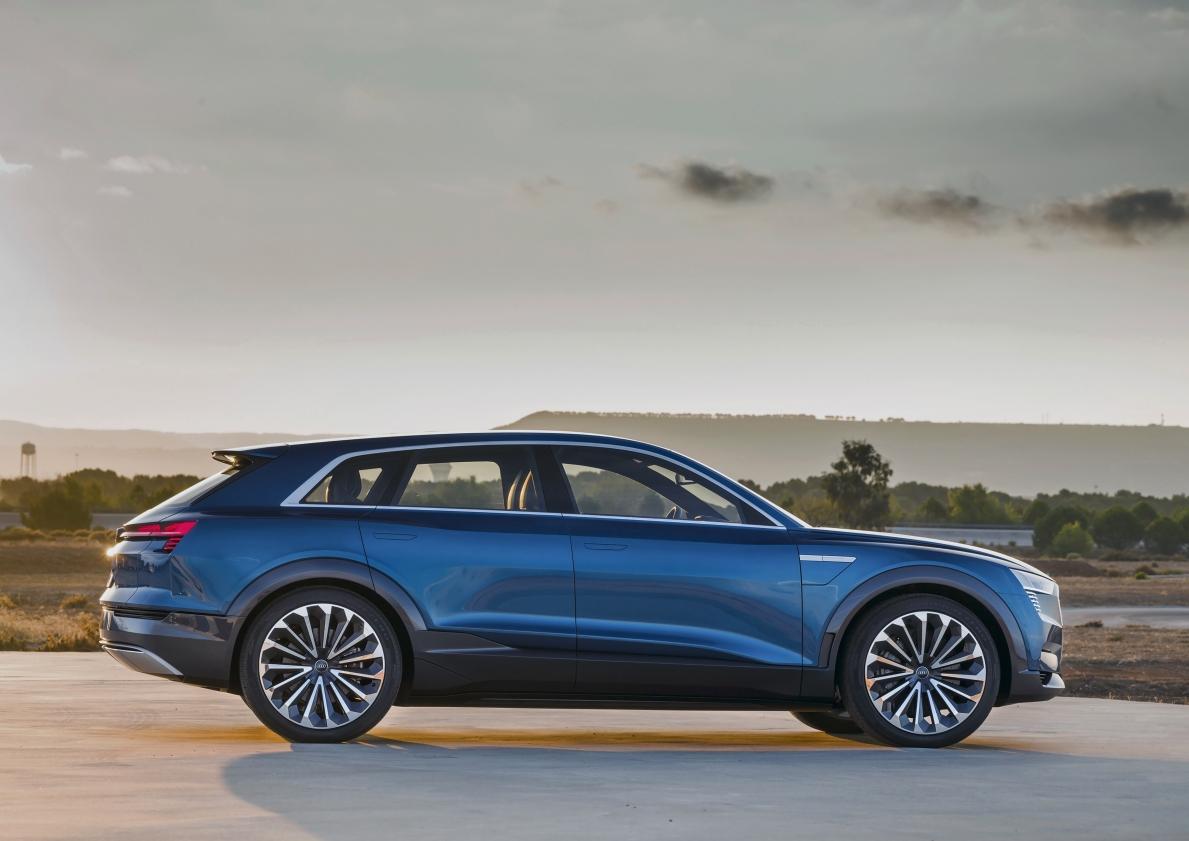 Reservierungen ab jetzt: Elektro-Audi