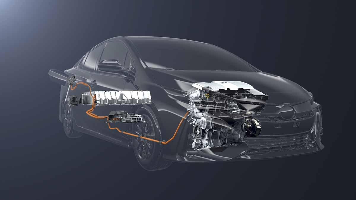 Hybridantrieb: Doppel gemoppelt