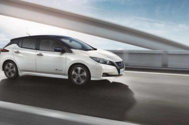 Der neue Nissan Leaf: Glubschaugen adé
