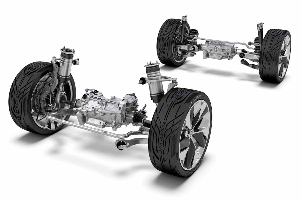 Getriebe und Elektroantrieb