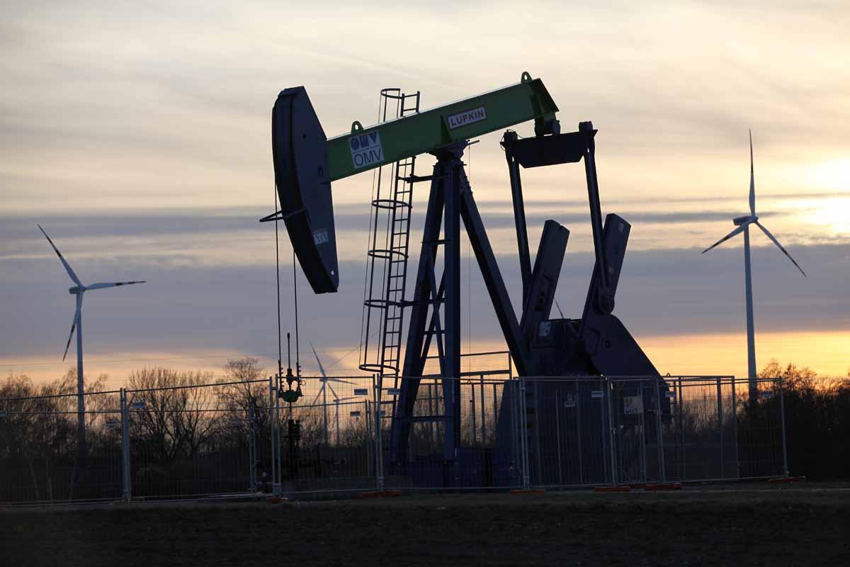 Von der Ölquelle bis zum Tank