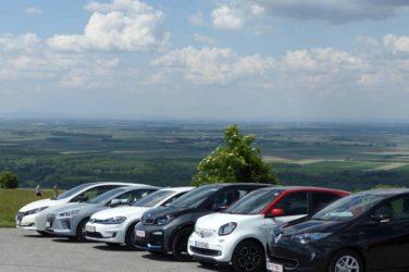 Daten und Preise: Sechs aktuelle Elektroautos