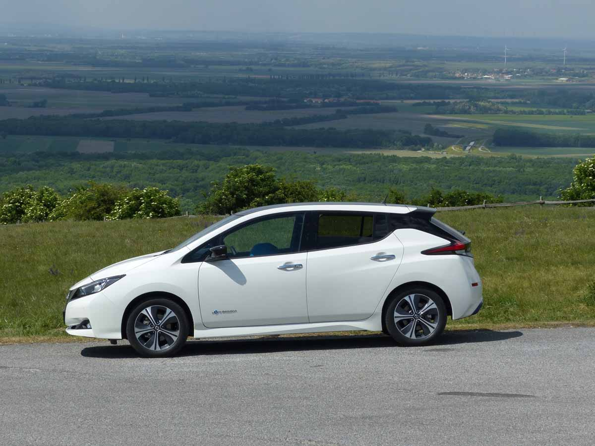 vergleichstest: sechs aktuelle elektroautos | e-move