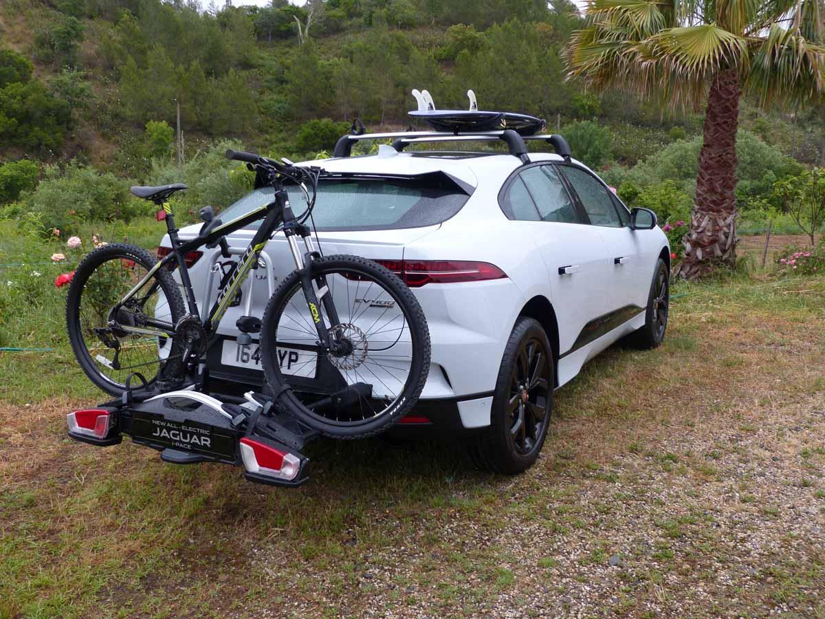 Jaguar I Pace Vollgas Auf Elektrisch E Move