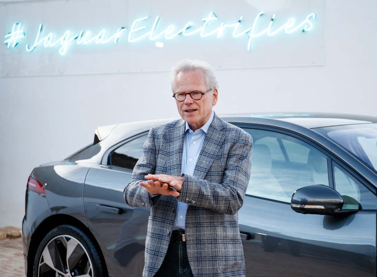 Wolfgang Ziebart: Mister Electric