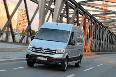 VW e-Crafter: Elektrisch liefern