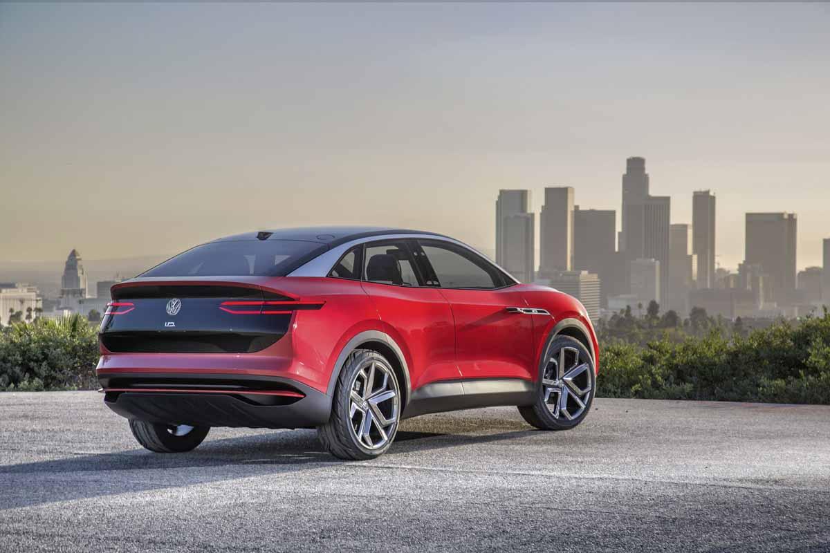 VW ist wild entschlossen: 10 Millionen E-Autos