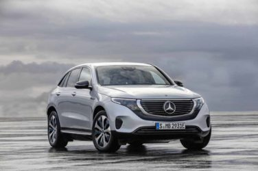 Mercedes EQC: Start in die E-Auto-Ära