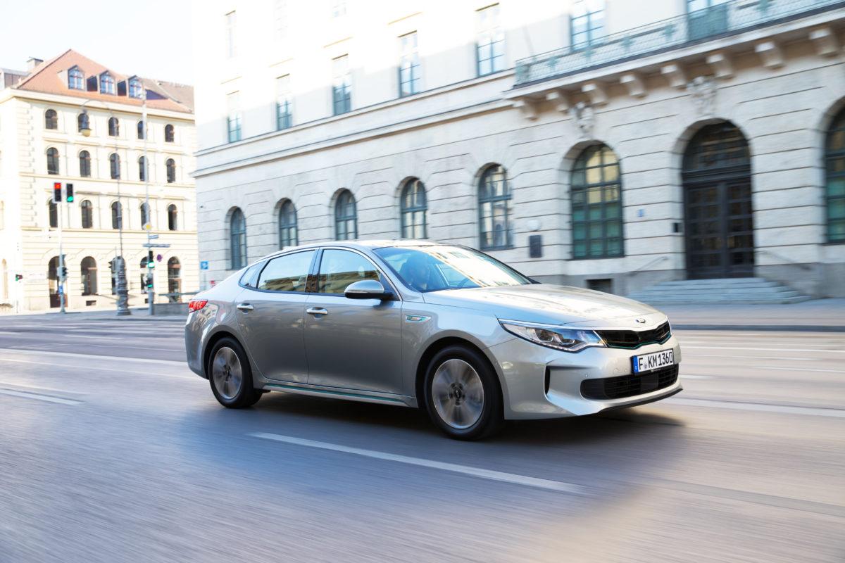 Katalog - Marktübersicht Plug-In-Hybride in Österreich