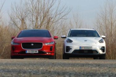 Energiecheck: Jaguar I-Pace versus Kia e-Niro