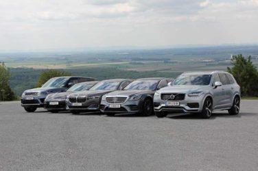 Luxus pur: Plug-in-Hybride der Oberklasse