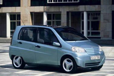Mercedes A-Klasse: Start als Elektroauto