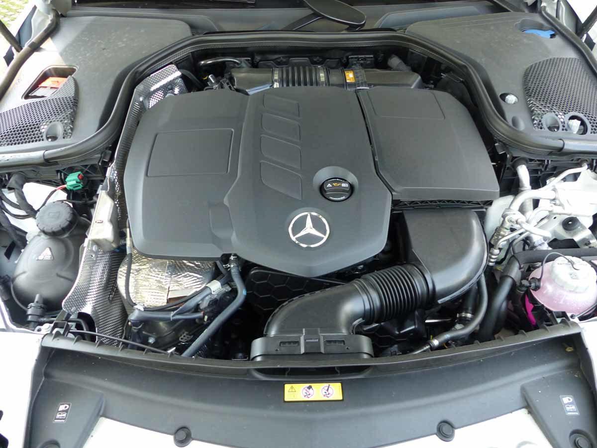 Mercedes E-Klasse: Strom rettet den Diesel