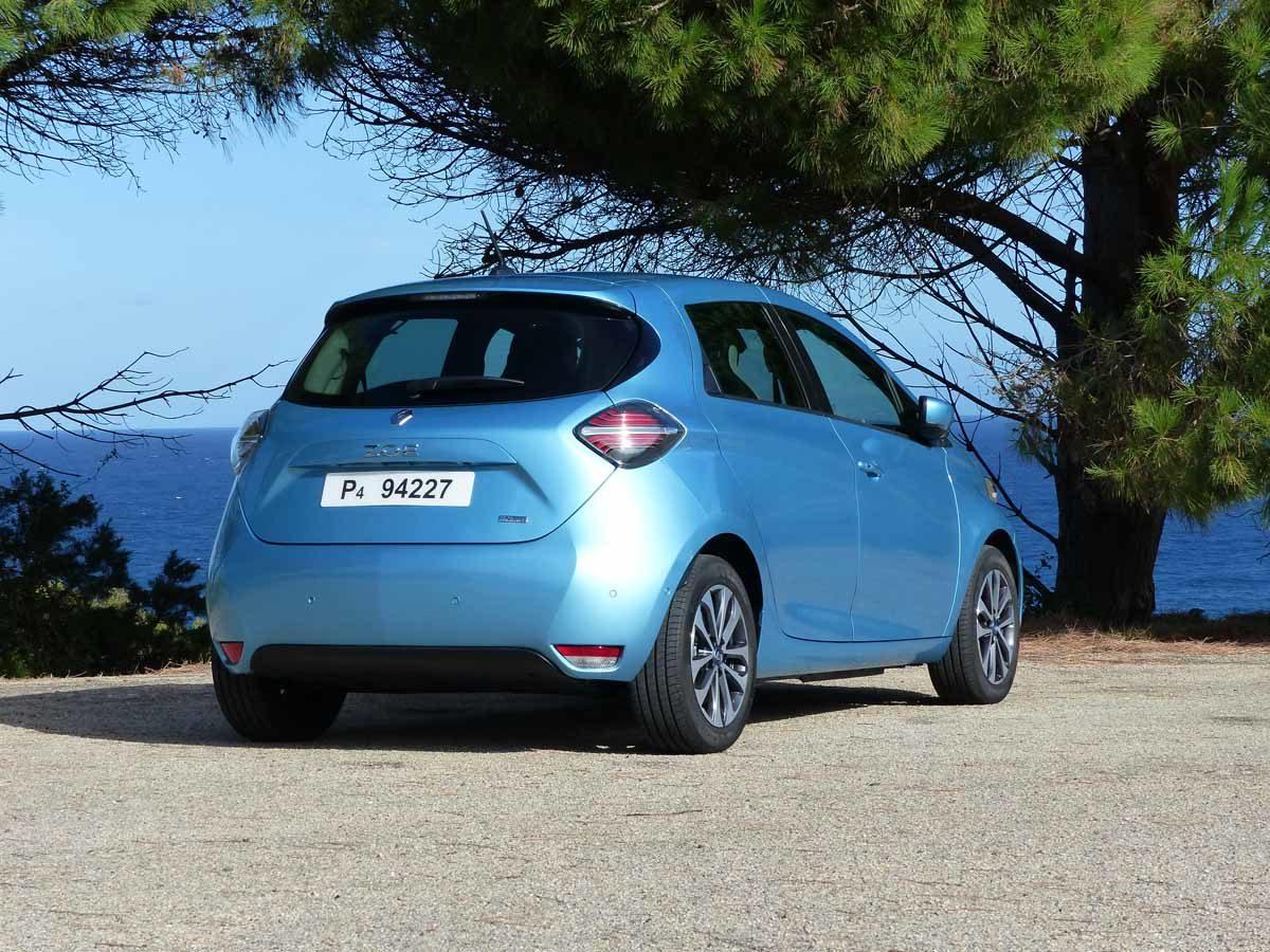 Renault Zoe: Neuer Innenraum, stärkere Batterie