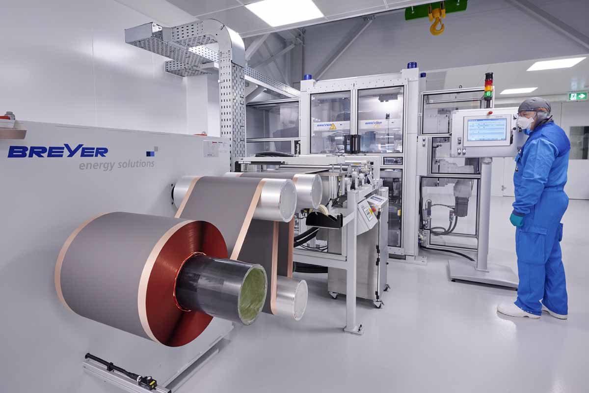 BMW: Batterie als neue Kernkompetenz