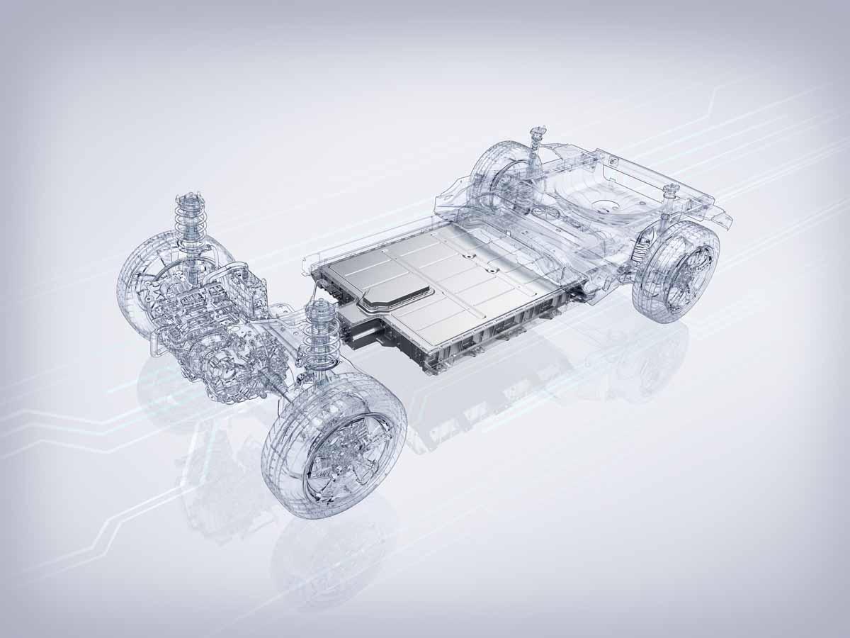 MG ZS EV: Der elektrische Chinese