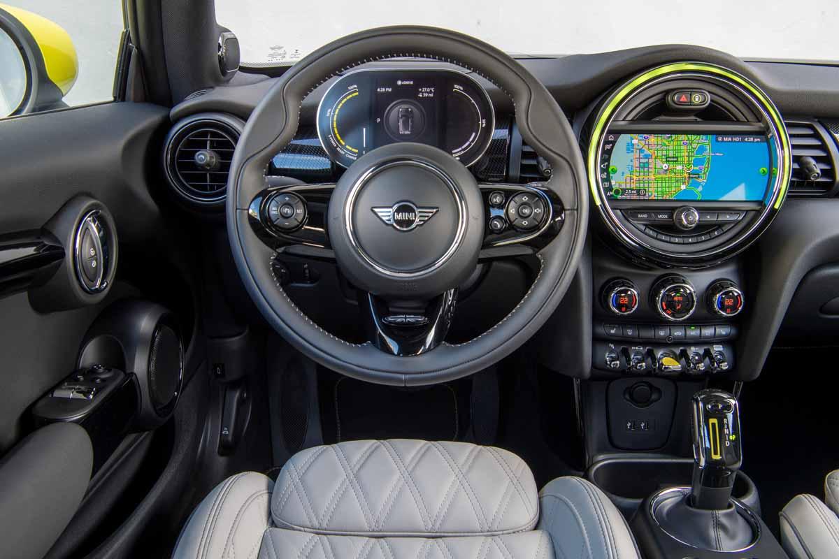 Mini Cooper SE: Jetzt wirklich rein elektrisch