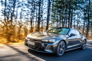 Audi e-tron GT: Quattro auf Vollelektrisch