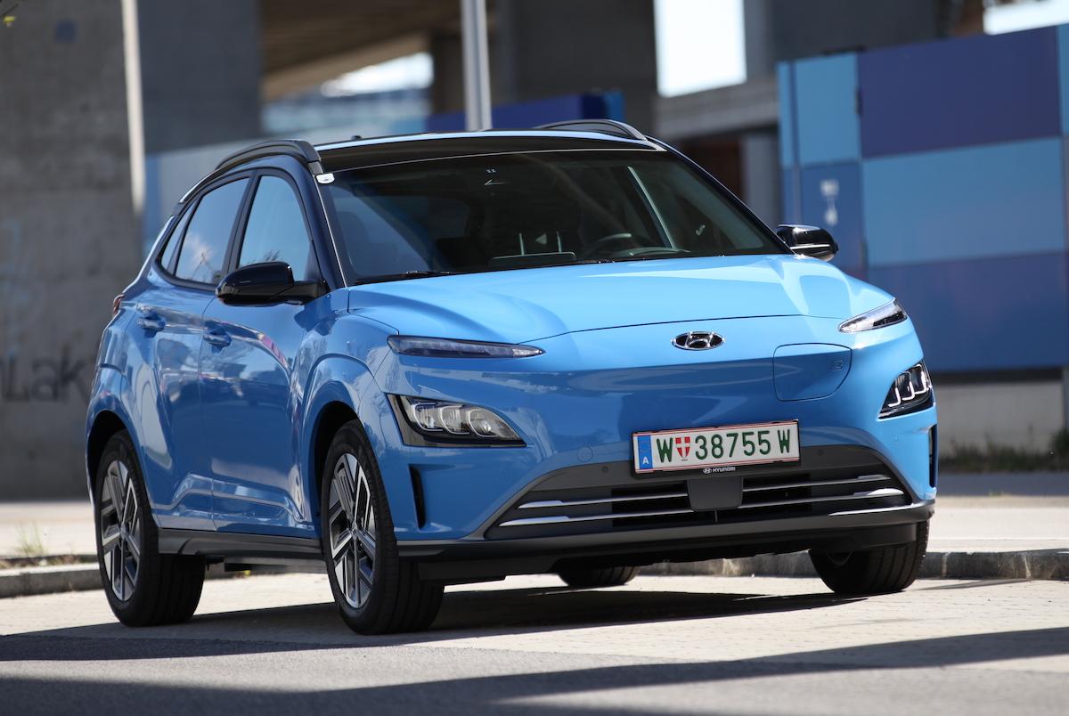 Hyundai Kona: Frisch gebügelt