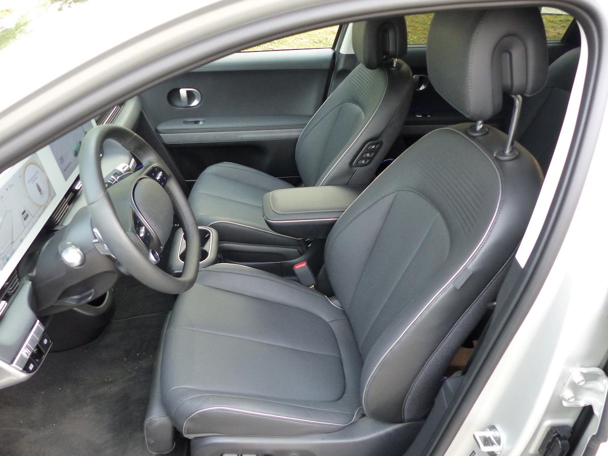 Hyundai Ioniq 5: Die Zukunft ist aufrecht