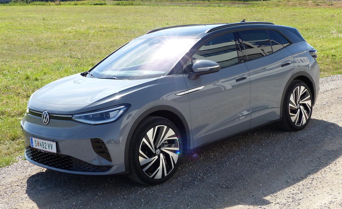 VW ID4 GTX: Das derzeit stärkste Elektroauto von VW